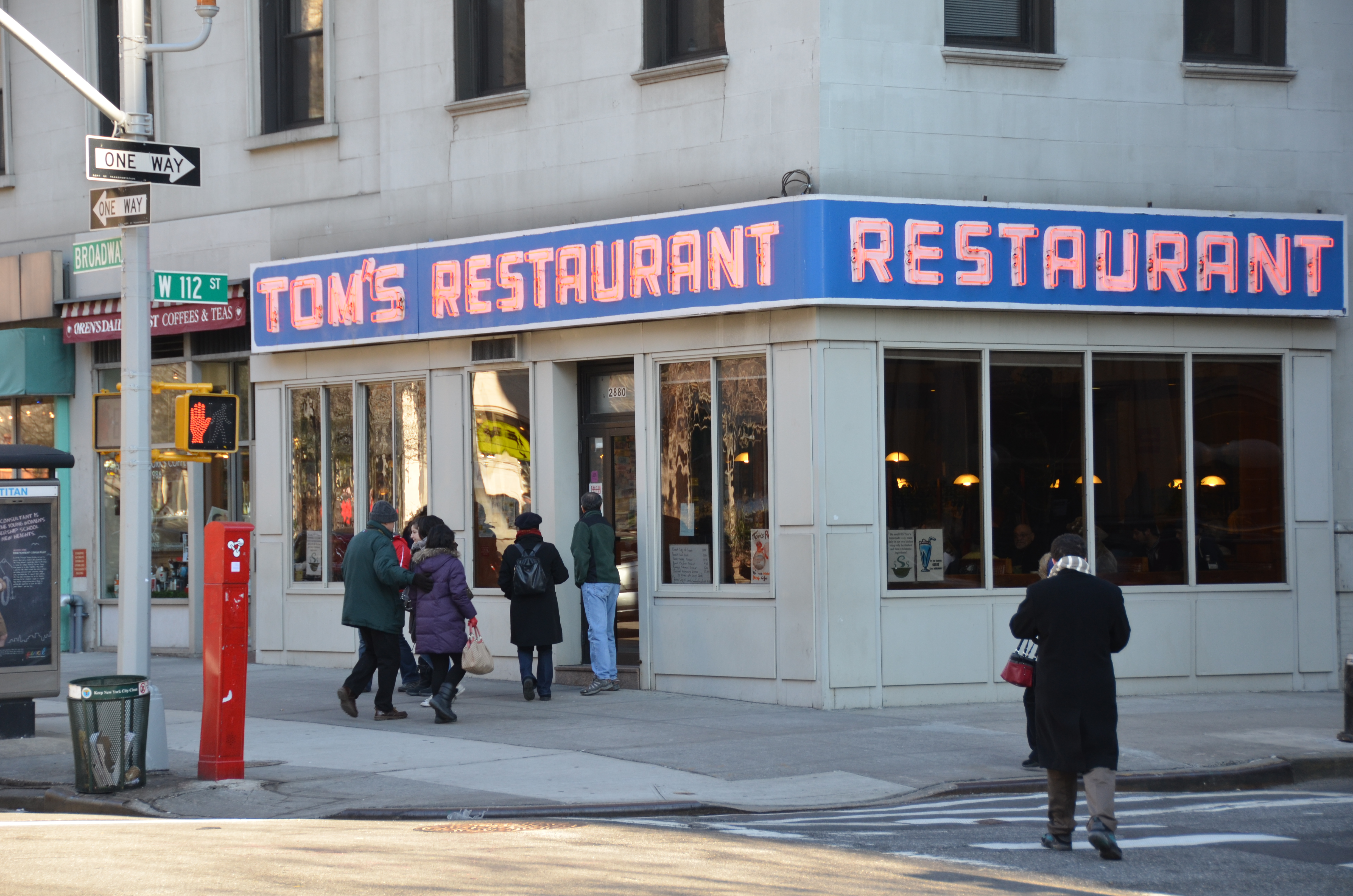 132  Tom's Diner: One of the Most Famous Songs of the 90s Was A